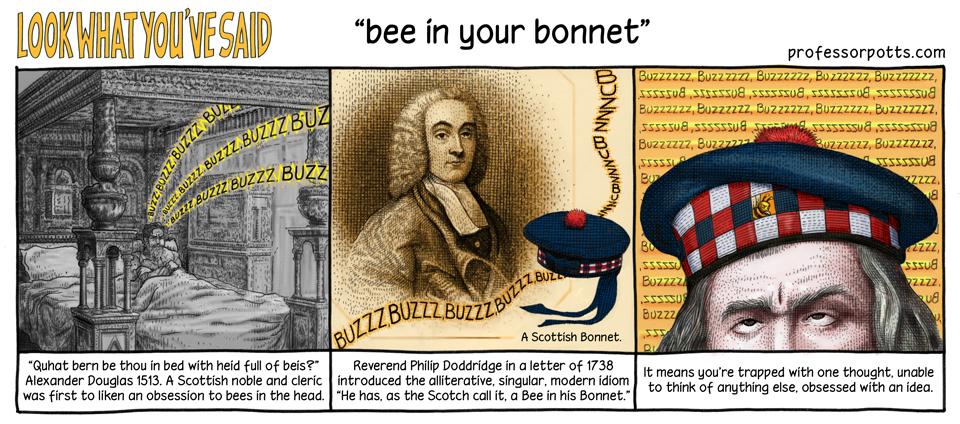 BeeInYourBonnet