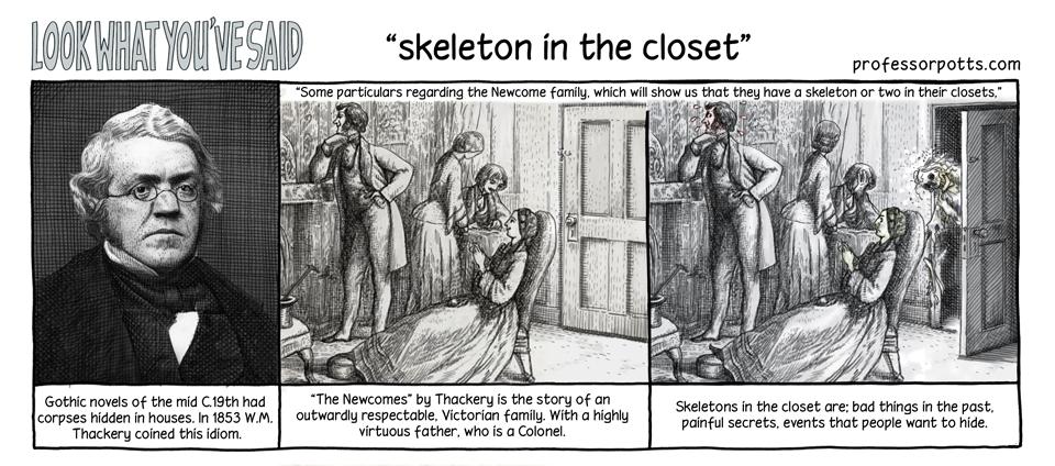 SkeletoninCloset