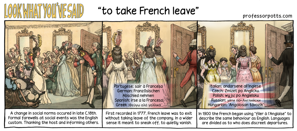 idiom illustrated