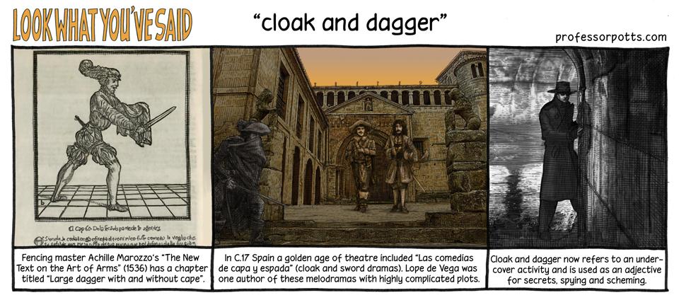 cloak&dagger